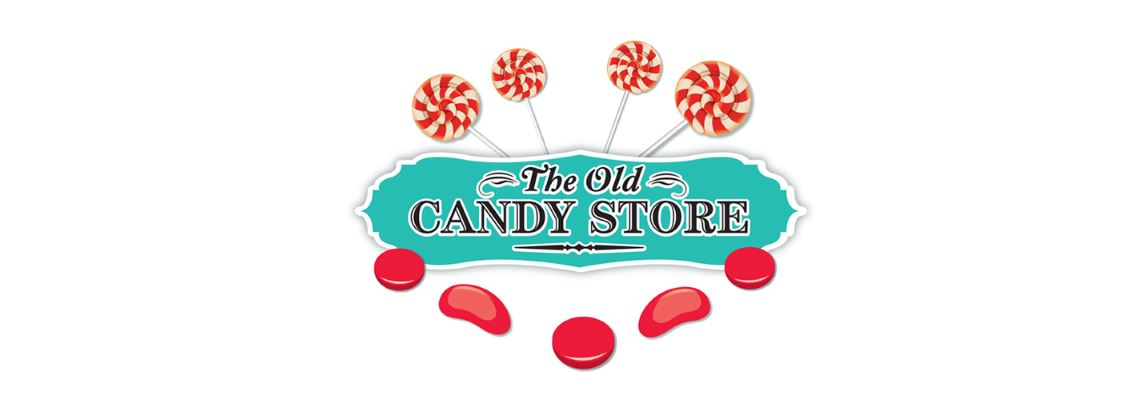 identity old candy store sinnott design