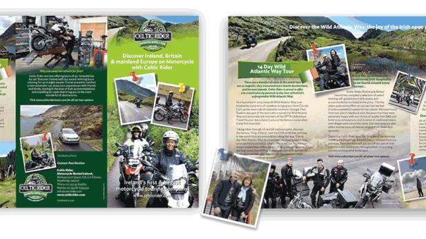 brochure design kildarer, brochure printing kildare, best graphic design kildare,