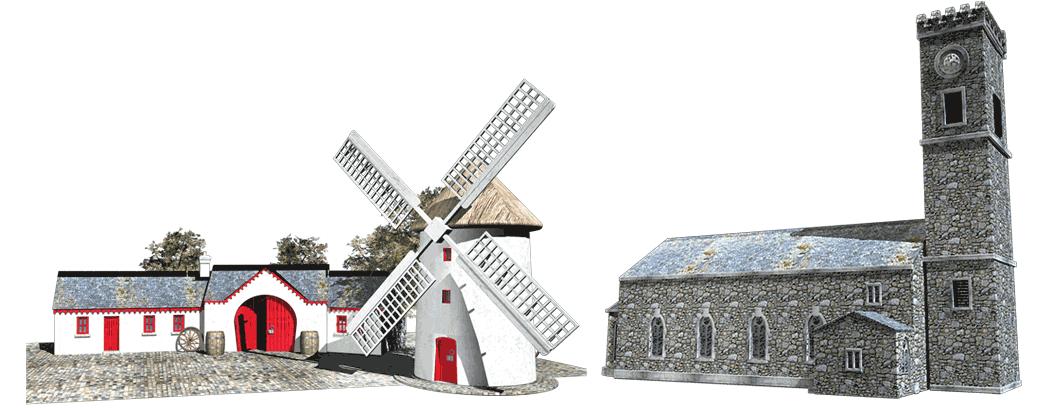 heritage display design, heritage signage